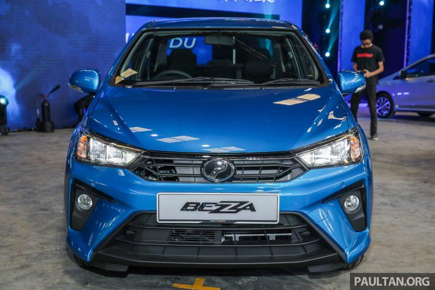 2020 Perodua Bezza 小改款上市, 4等级价格从3.46万起 Image #114277
