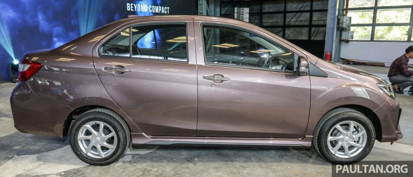 2020 Perodua Bezza 小改款上市, 4等级价格从3.46万起 Image #114281