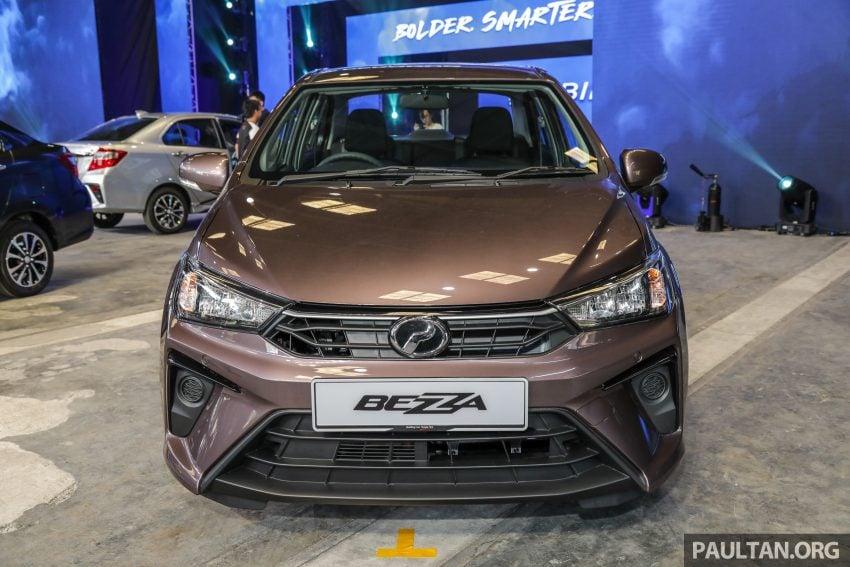 2020 Perodua Bezza 小改款上市, 4等级价格从3.46万起 Image #114282