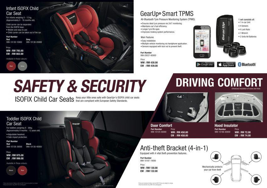 2020 Perodua Bezza 小改款专属 Gear Up 套件详细看 Image #114142
