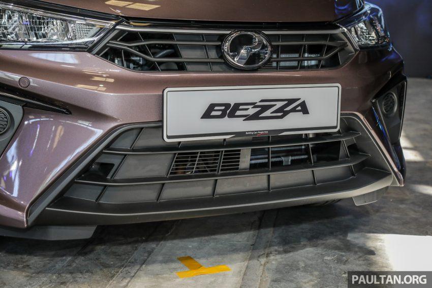 2020 Perodua Bezza 小改款上市, 4等级价格从3.46万起 Image #114346