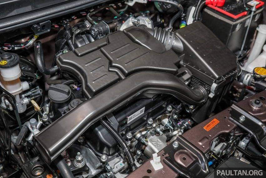 2020 Perodua Bezza 小改款上市, 4等级价格从3.46万起 Image #114361