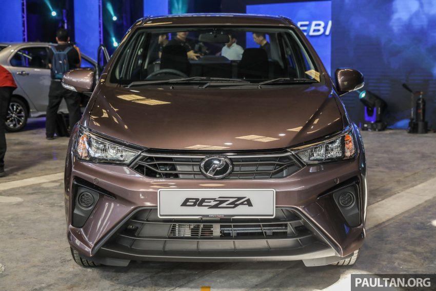 2020 Perodua Bezza 小改款上市, 4等级价格从3.46万起 Image #114339