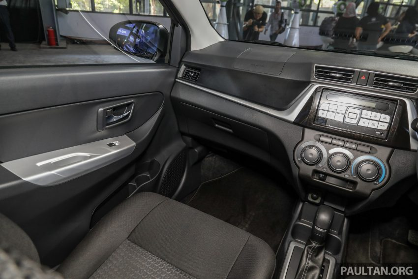 2020 Perodua Bezza 小改款上市, 4等级价格从3.46万起 Image #114378