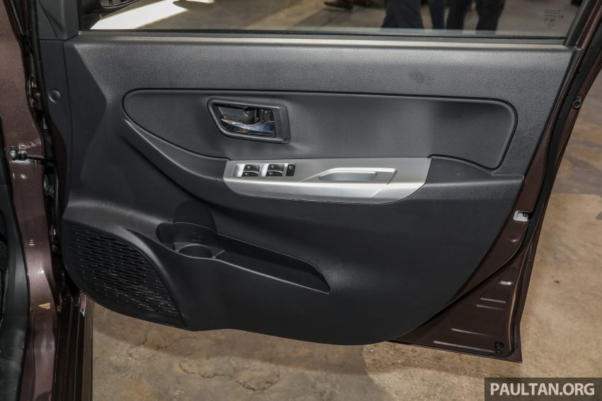 2020 Perodua Bezza 小改款上市, 4等级价格从3.46万起 Image #114379