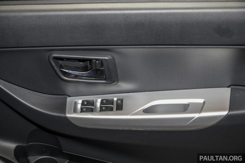 2020 Perodua Bezza 小改款上市, 4等级价格从3.46万起 Image #114380