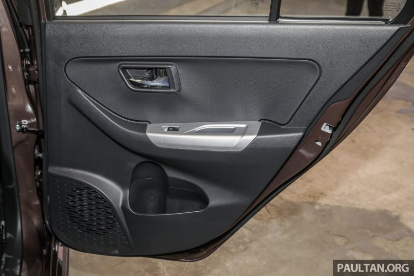 2020 Perodua Bezza 小改款上市, 4等级价格从3.46万起 Image #114384
