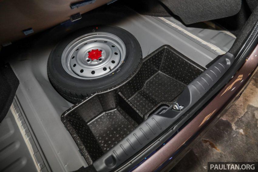 2020 Perodua Bezza 小改款上市, 4等级价格从3.46万起 Image #114389