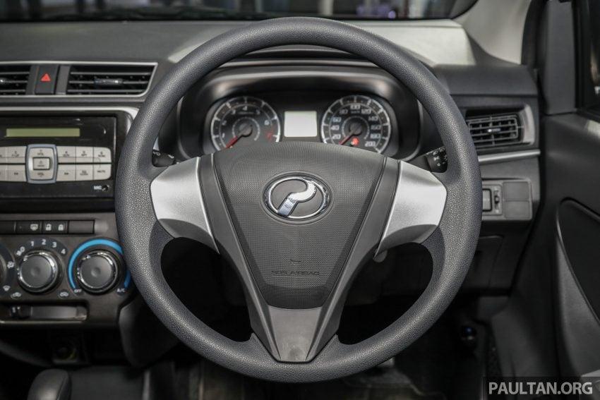 2020 Perodua Bezza 小改款上市, 4等级价格从3.46万起 Image #114364