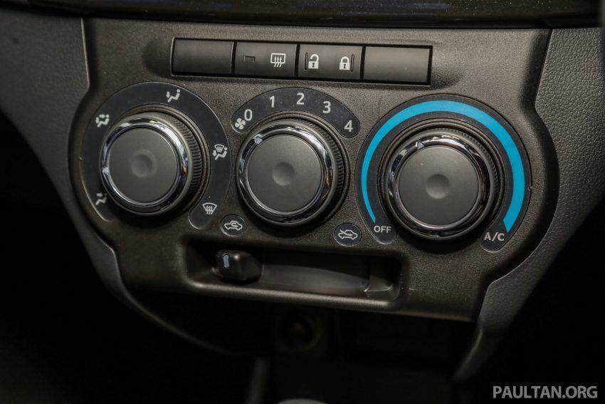 2020 Perodua Bezza 小改款上市, 4等级价格从3.46万起 Image #114368