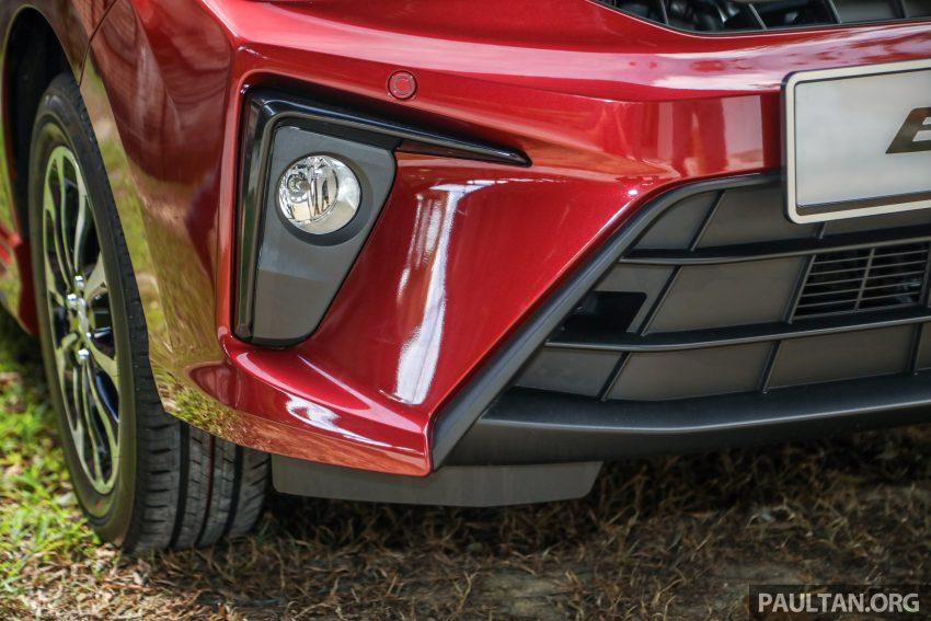 2020 Perodua Bezza 小改款上市, 4等级价格从3.46万起 Image #114168