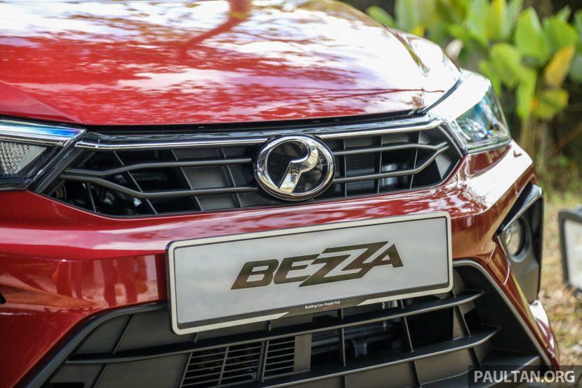 2020 Perodua Bezza 小改款上市, 4等级价格从3.46万起 Image #114169