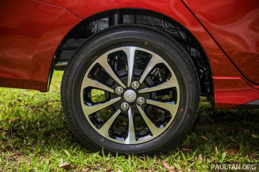 2020 Perodua Bezza 小改款上市, 4等级价格从3.46万起 Image #114177