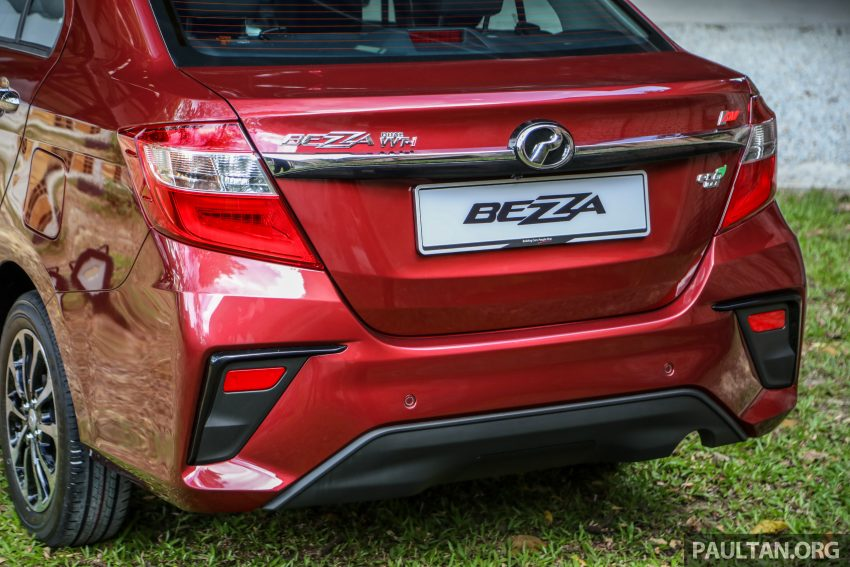 2020 Perodua Bezza 小改款上市, 4等级价格从3.46万起 Image #114178