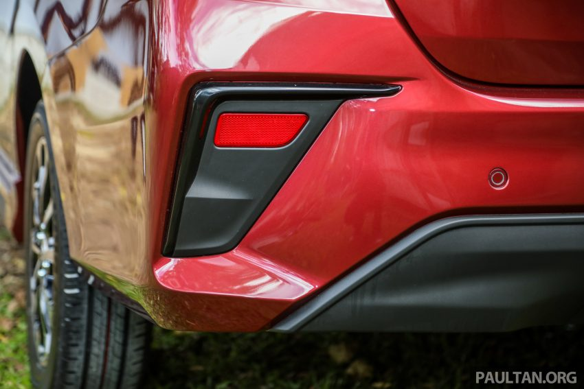 2020 Perodua Bezza 小改款上市, 4等级价格从3.46万起 Image #114182
