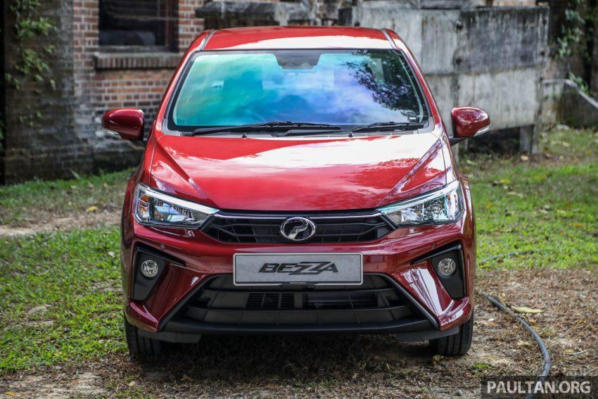 2020 Perodua Bezza 小改款上市, 4等级价格从3.46万起 Image #114161
