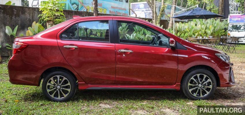 2020 Perodua Bezza 小改款上市, 4等级价格从3.46万起 Image #114163