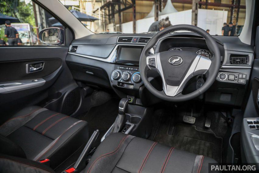 2020 Perodua Bezza 小改款上市, 4等级价格从3.46万起 Image #114204