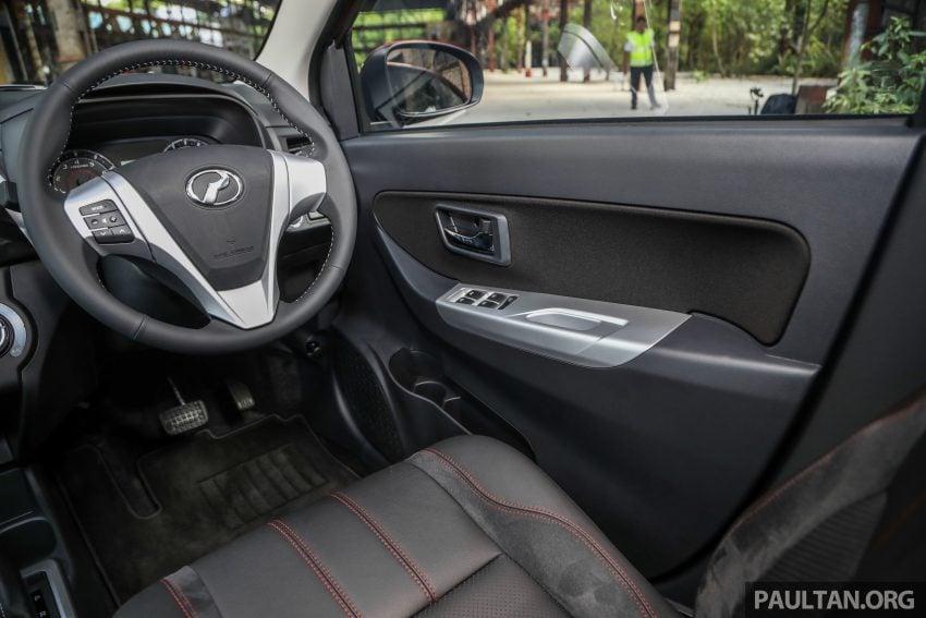 2020 Perodua Bezza 小改款上市, 4等级价格从3.46万起 Image #114205