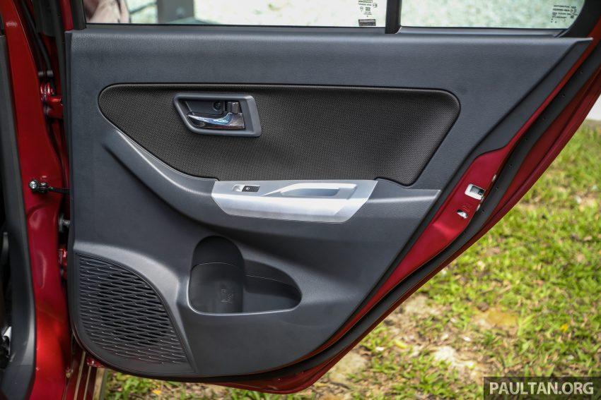 2020 Perodua Bezza 小改款上市, 4等级价格从3.46万起 Image #114212