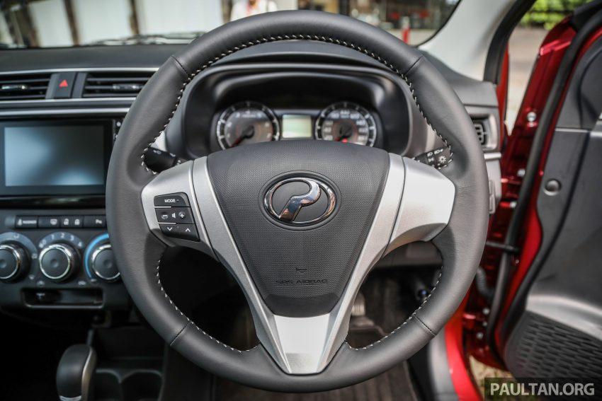 2020 Perodua Bezza 小改款上市, 4等级价格从3.46万起 Image #114191
