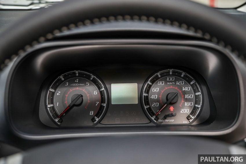 2020 Perodua Bezza 小改款上市, 4等级价格从3.46万起 Image #114192