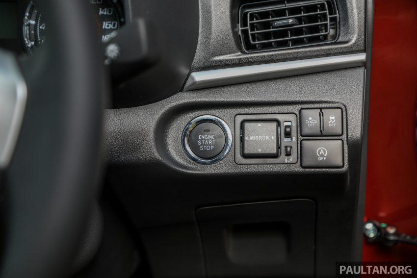 2020 Perodua Bezza 小改款上市, 4等级价格从3.46万起 Image #114193