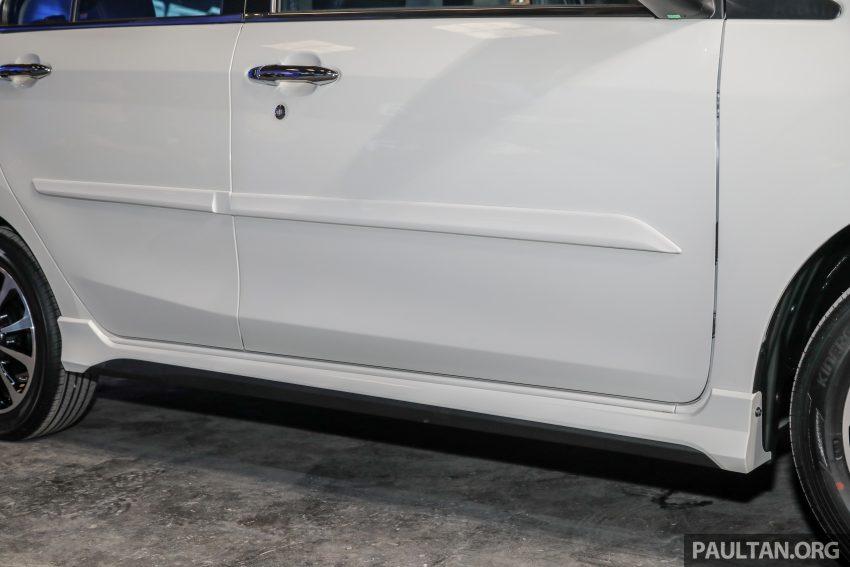 2020 Perodua Bezza 小改款专属 Gear Up 套件详细看 Image #114230