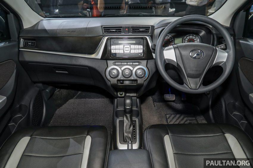 2020 Perodua Bezza 小改款专属 Gear Up 套件详细看 Image #114238