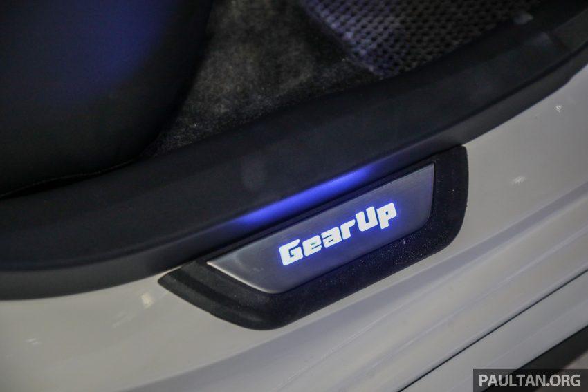 2020 Perodua Bezza 小改款专属 Gear Up 套件详细看 Image #114246
