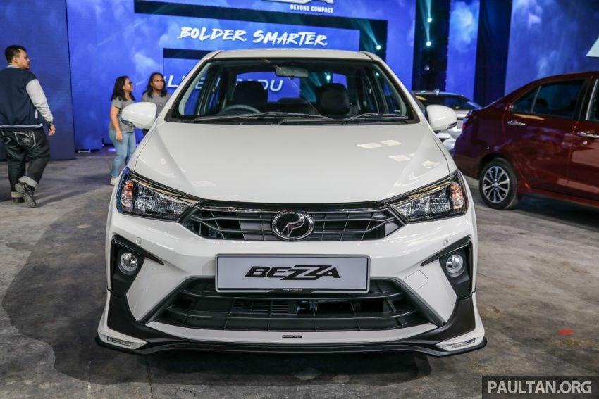 2020 Perodua Bezza 小改款专属 Gear Up 套件详细看 Image #114223