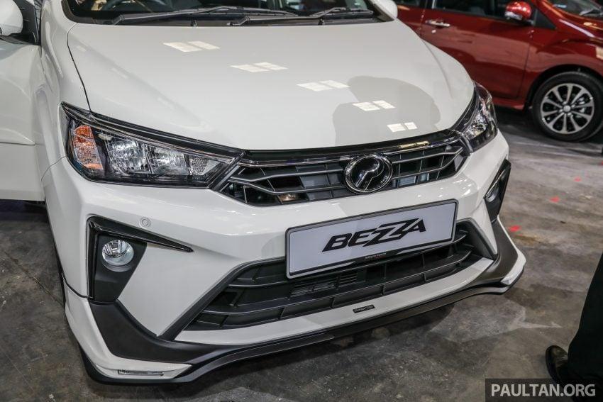 2020 Perodua Bezza 小改款专属 Gear Up 套件详细看 Image #114226