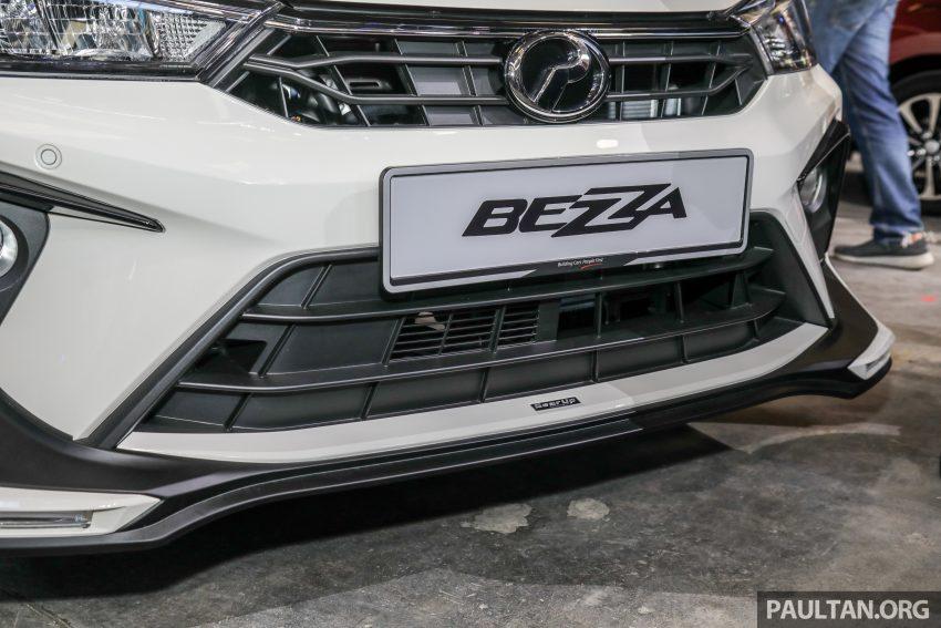 2020 Perodua Bezza 小改款专属 Gear Up 套件详细看 Image #114227