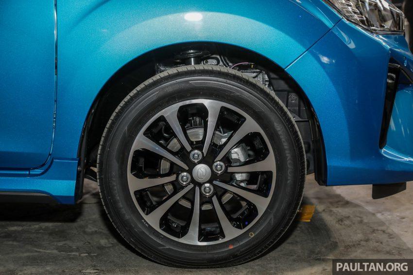 2020 Perodua Bezza 小改款上市, 4等级价格从3.46万起 Image #114294