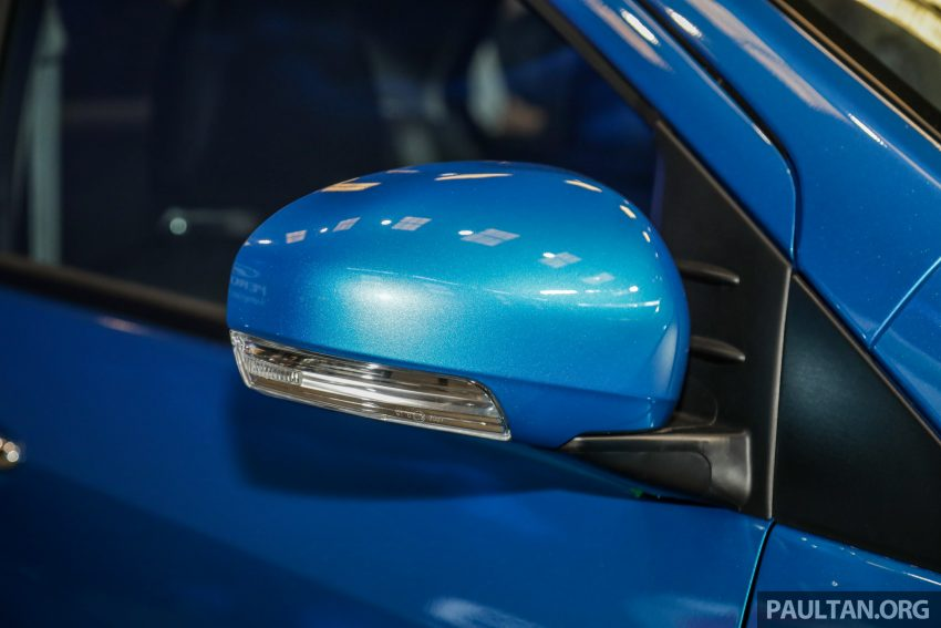 2020 Perodua Bezza 小改款上市, 4等级价格从3.46万起 Image #114295