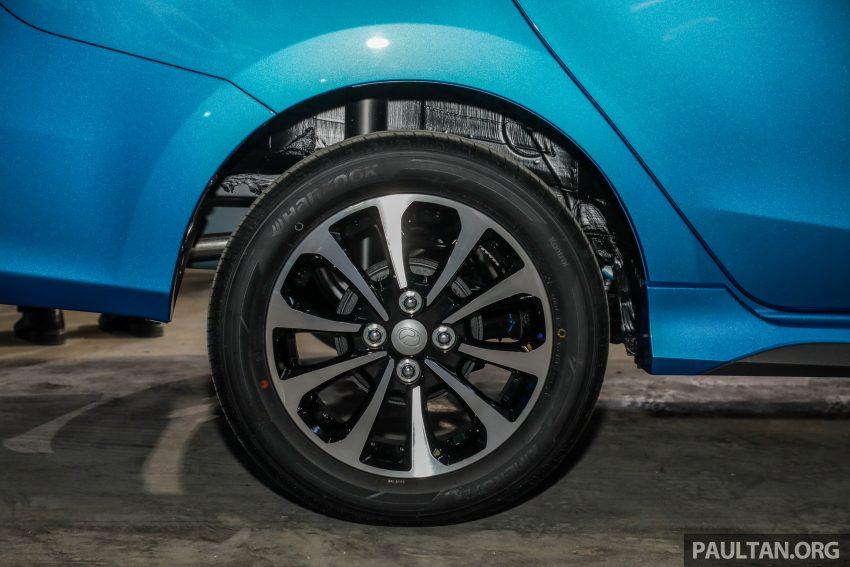 2020 Perodua Bezza 小改款上市, 4等级价格从3.46万起 Image #114298