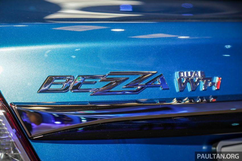 2020 Perodua Bezza 小改款上市, 4等级价格从3.46万起 Image #114304