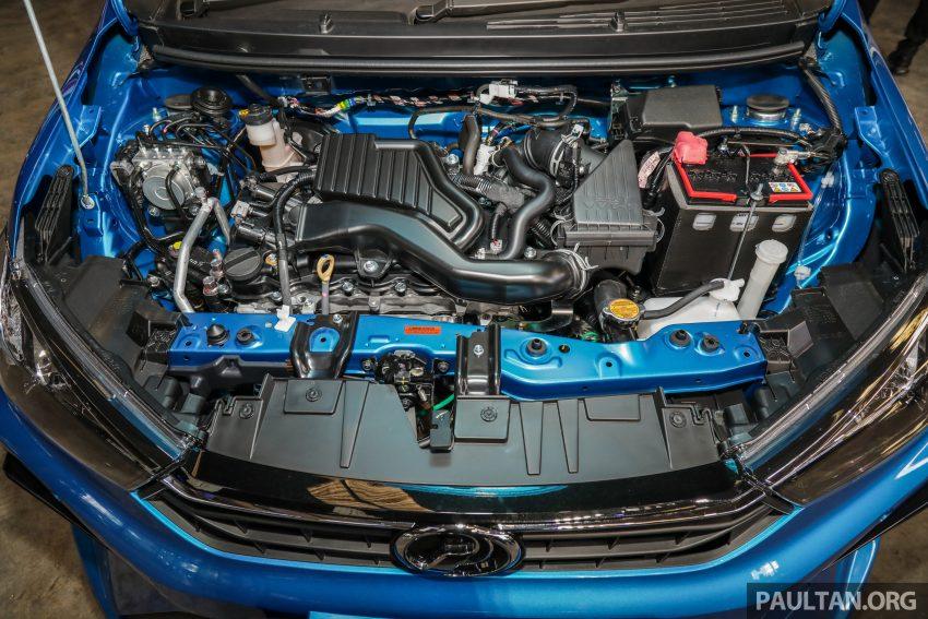 2020 Perodua Bezza 小改款上市, 4等级价格从3.46万起 Image #114307