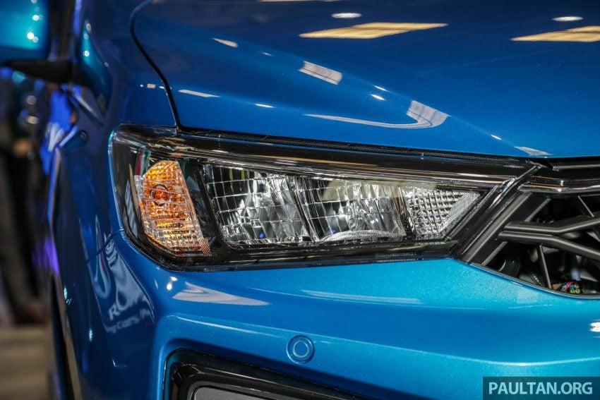 2020 Perodua Bezza 小改款上市, 4等级价格从3.46万起 Image #114290