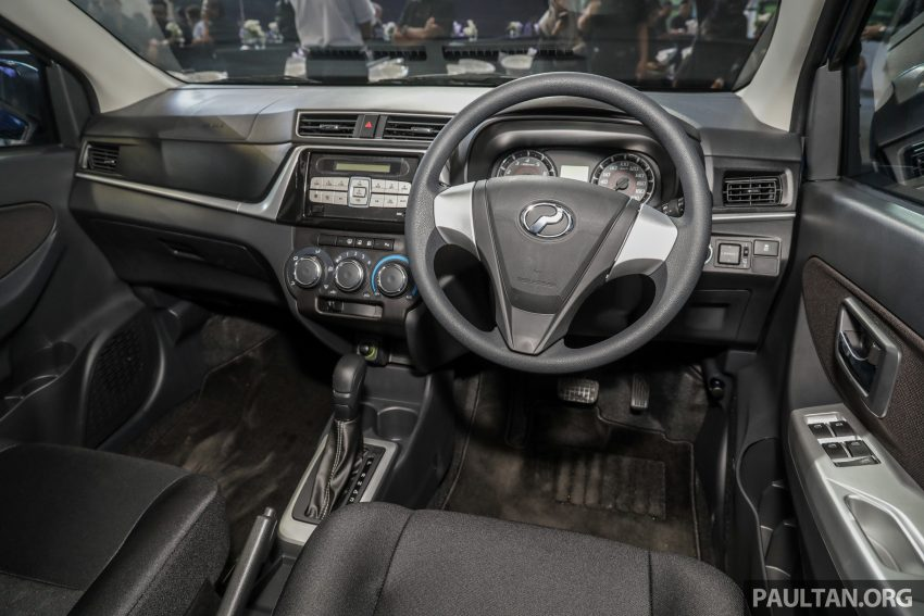 2020 Perodua Bezza 小改款上市, 4等级价格从3.46万起 Image #114319
