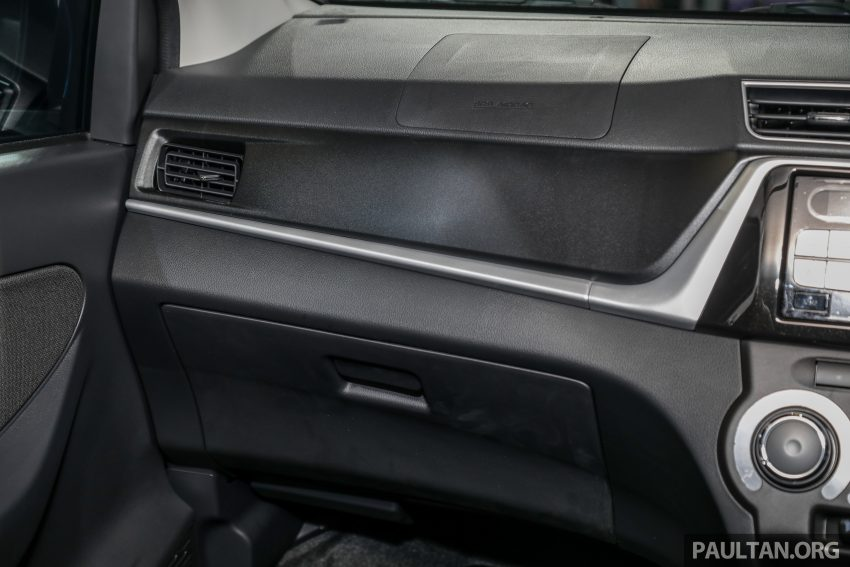 2020 Perodua Bezza 小改款上市, 4等级价格从3.46万起 Image #114323