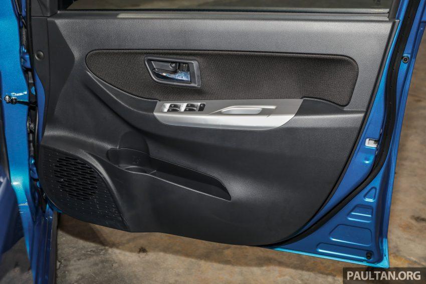 2020 Perodua Bezza 小改款上市, 4等级价格从3.46万起 Image #114325
