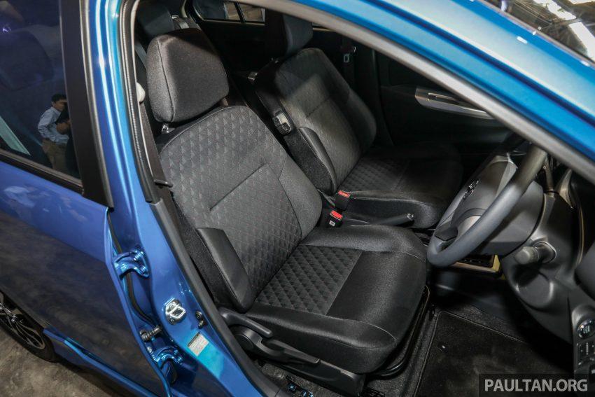 2020 Perodua Bezza 小改款上市, 4等级价格从3.46万起 Image #114328