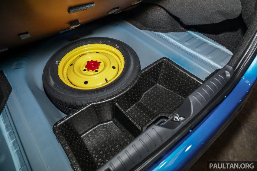 2020 Perodua Bezza 小改款上市, 4等级价格从3.46万起 Image #114336