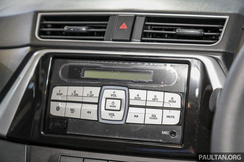 2020 Perodua Bezza 小改款上市, 4等级价格从3.46万起 Image #114314
