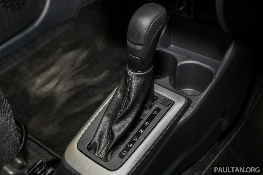 2020 Perodua Bezza 小改款上市, 4等级价格从3.46万起 Image #114317