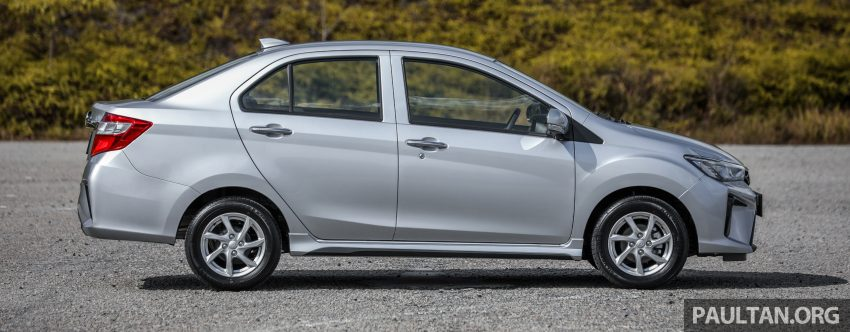 Perodua Bezza 小改款开卖才两周, 交车量已达2,000辆 Image #115250