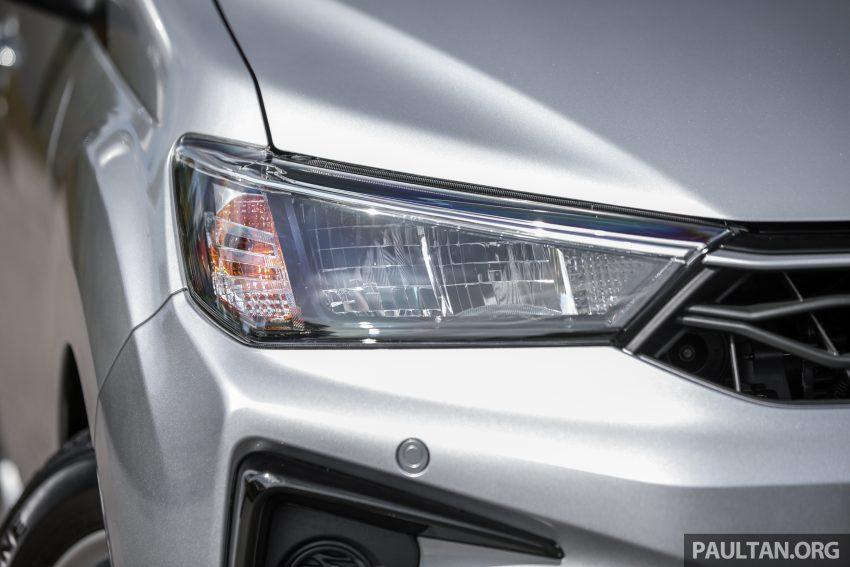Perodua Bezza 小改款开卖才两周, 交车量已达2,000辆 Image #115253