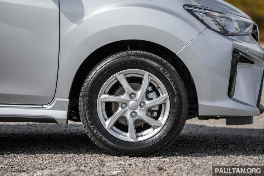 Perodua Bezza 小改款开卖才两周, 交车量已达2,000辆 Image #115258