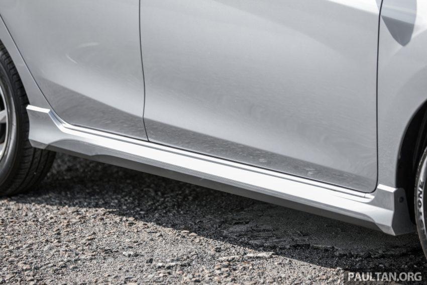 Perodua Bezza 小改款开卖才两周, 交车量已达2,000辆 Image #115261